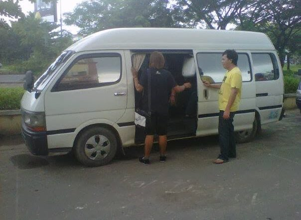 BATAM DRIVER SERVICES - 14 Seater Van