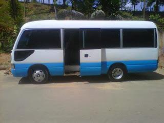 25 seater minibus
